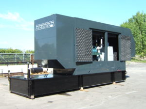 Genrep turnkey generator solutions