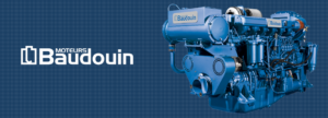 Baudouin marine IMO 3 Ready through Genrep Canada