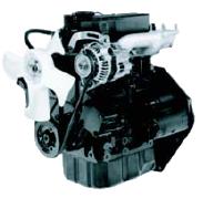 SL-Series Mitsubishi diesel engine