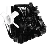 SQ-SERIES Mitsubishi diesel engine